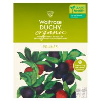 Waitrose LOVE Life ready to eat organic prunes