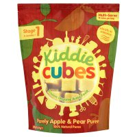 Kiddie Cubes Purely Apple & Pear Puree