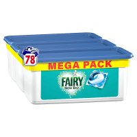Fairy Non Bio Washing Capsules 30 washes