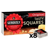 Seriously Strong Spreadable Squares