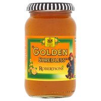 Robertson's golden shredless
