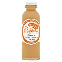 Righteous ginger dressing