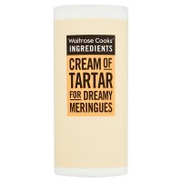 Waitrose Cook's Ingredients cream of tartar