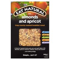 Eat Natural Almonds & Apricot Toasted Cereal