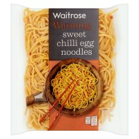 Waitrose Sweet Chilli Egg Noodles