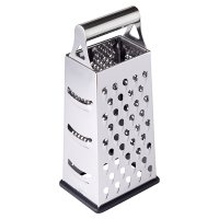 Waitrose Stainless Steel Box Grater
