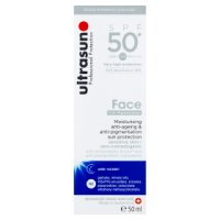 Ultrasun face 50+ anti-pigmentation