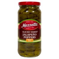 Mezzetta sliced tamed jalapeño peppers