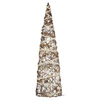 Waitrose Christmas LED Tree Large