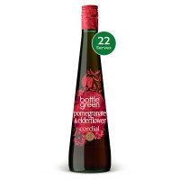 Bottlegreen pomegranate & elderflower cordial