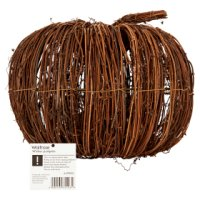 Waitrose Halloween Wicker Pumpkin