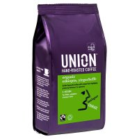 Union fairtrade Ethiopia yirgacheffe hand roasted coffee