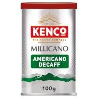 Kenco millicano wholebean instant caff free