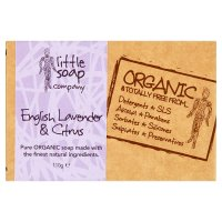 Little soap company English lavender and citrus