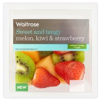 Waitrose Melon, Kiwi & Strawberry