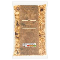 Waitrose LOVE life gluten free granola with almonds & sultanas
