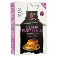 Hale & Hearty Organic 4 grain pancake mix