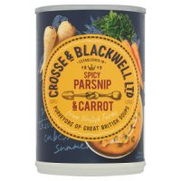 Crosse & Blackwell Best of British Parsnip Carrot Soup