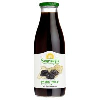 Sunraysia pure prune juice not from concentrate