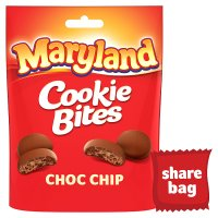Maryland Cookie Bites Choc Chip