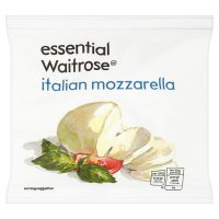 Waitrose essential Italian Mozzarella