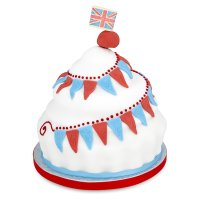 Fiona Cairns Jubilee Cake