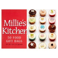 Millie's Kitchen food gift bags (pack of 50) image