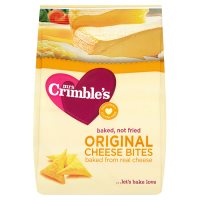 Mrs Crimble's orginal cheese bites