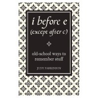 Judy Parkinson - I Before E Except After C