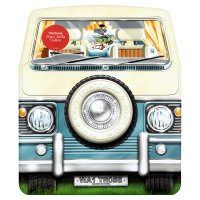 Waitrose Campervan Tin with Jaffa Cakes
