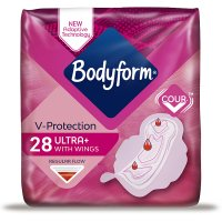 Bodyform normal wing ultra