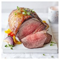 British beef rump joint