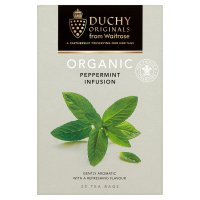 Duchy Originals organic peppermint infusion tea