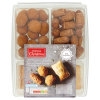 Waitrose Christmas 50 Savoury Snacks