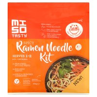 Miso Tasty Spicy Ramen Noodle Kit