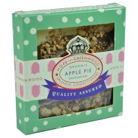 Hope & Greenwood Organic chocolate bar - apple pie