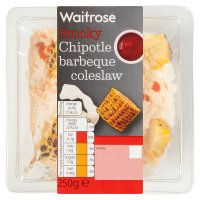 Waitrose Chipotle Barbeque Coleslaw