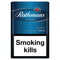 Rothmans blend 55 kingsize blue