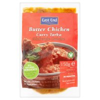 E/E butter chicken curry tarka