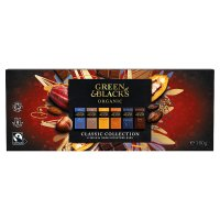 Green & Black's organic classic miniature chocolate bar collection