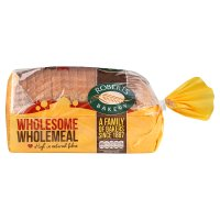 Roberts Bakery Wholesome Wholemeal Sliced Loaf
