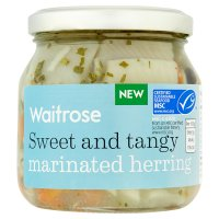Waitrose Marinated Herring