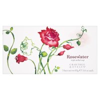 Crabtree & Evelyn triple milled soap rosewater