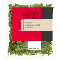Waitrose 1 Peppery Inferno Rocket