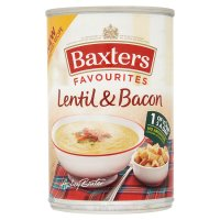 Baxters favourites lentil & bacon
