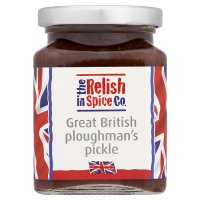 The Relish In Spice Co. Great British ploughman's pickle