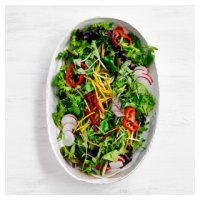 Waitrose Entertaining Rainbow Salad Bowls