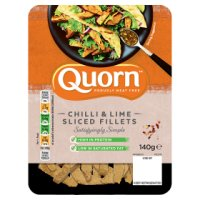 Quorn Chilli & Lime Sliced Fillets