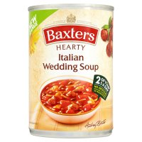 Baxters hearty Italian wedding soup
