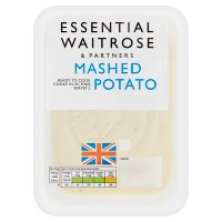 essential Waitrose mashed potato